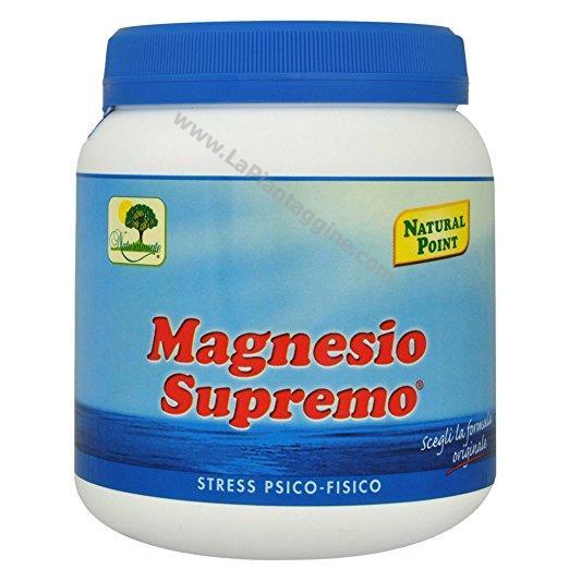 MAGNESIO SUPREMO 300 gr. ORIGINALE Natural Point