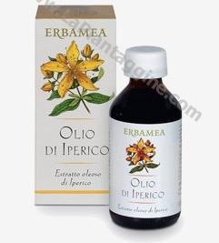 Olio di Iperico Erbamea