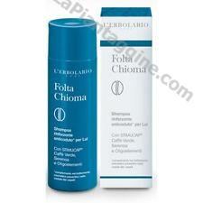 Caduta capelli - Shampoo folta chioma per lui L'ERBOLARIO anticaduta