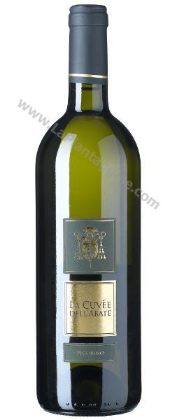Vini Spumanti e Amari - LA CUVÈE DELL' ABATE Abruzzo Pecorino DOC Vino ZACCAGNINI