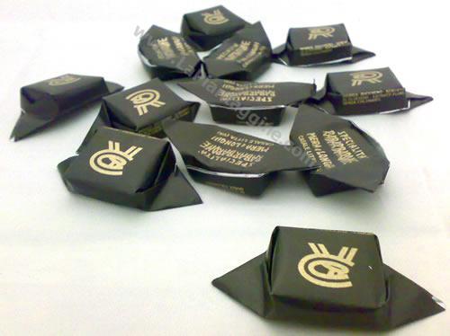Caramelle e liquirizie - Caramelle al Rabarbaro 100g