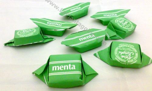 Caramelle e liquirizie - Caramelle alla Menta 100g