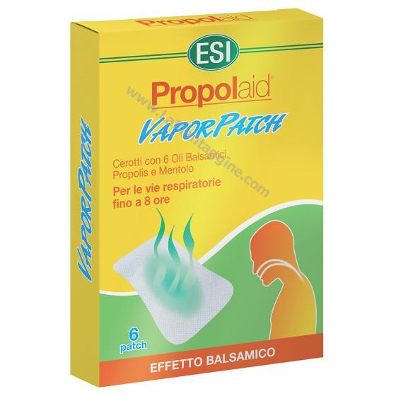 Bronchi e polmoni - Propoli cerotti  ESI balsamici