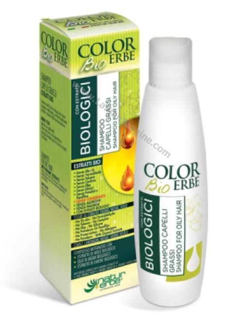 Shampoo - Shampoo Capelli grassi Bio Natur Erbe