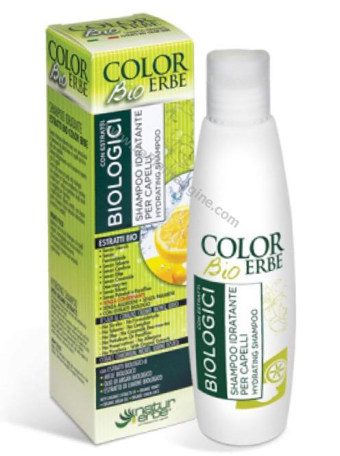 Shampoo Capelli secchi Idratante Bio Natur Erbe