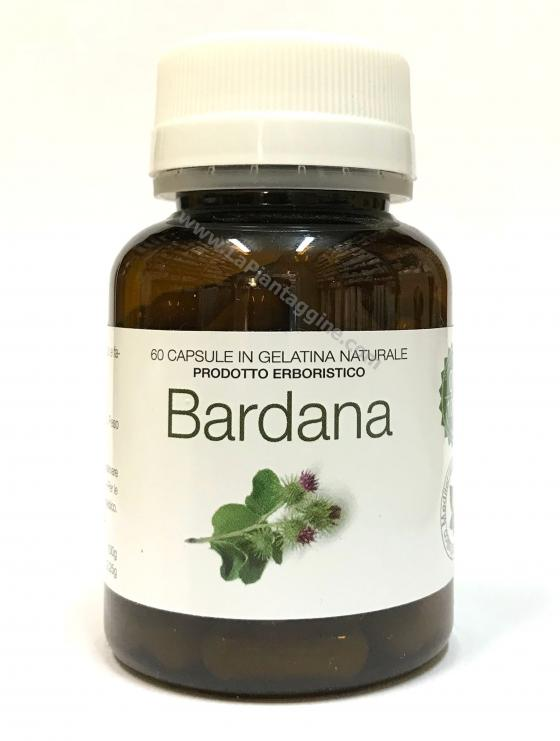 Bardana 60 capsule