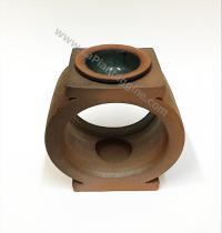 Olii Essenziali per Aromaterapia Brucia Essenze in terracotta Bruciatore