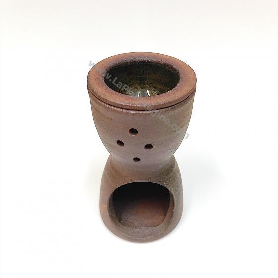 Diffusori per l'ambiente - Brucia Essenze in Terracotta Bruciatore