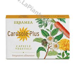 Carosole Plus Erbamea Beta Carotene