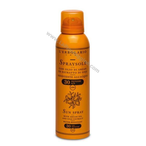Spray Solare Protezione 30 L ERBOLARIO