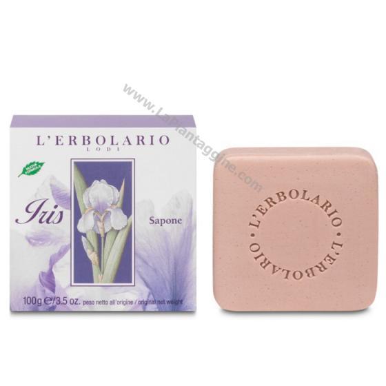 Saponi - Iris Sapone 100g L ERBOLARIO