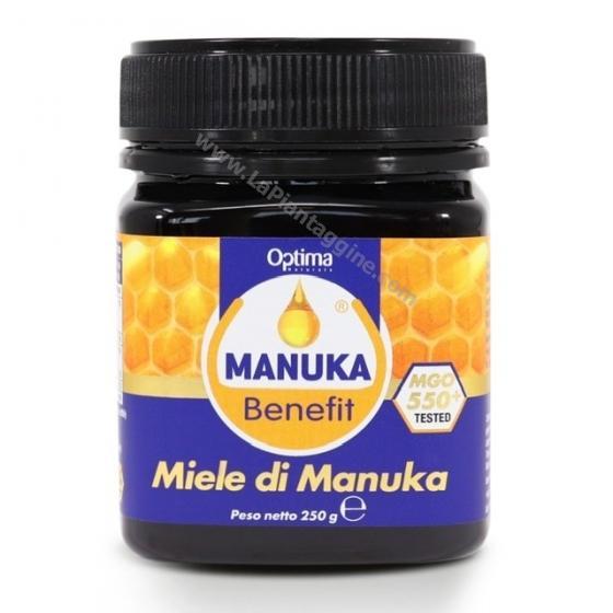 Miele di MANUKA 850 MGO. umf 20+ 250g Nuova Zelanda