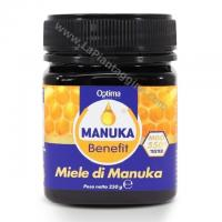 Difese immunitarie Miele di MANUKA 525 MGO tested 250g Nuova Zelanda Pure Gold