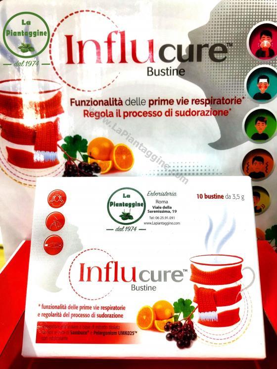Bronchi e polmoni - INFLUcure bustine influenza