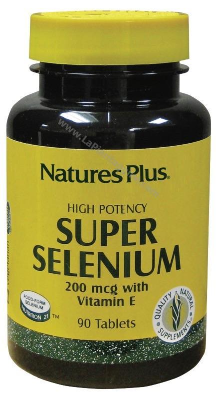 Minerali - Super Selenium