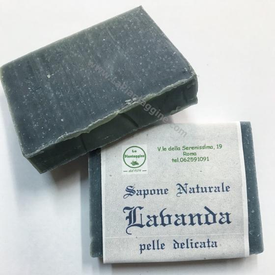Saponi - Sapone Artigianale Lavanda per pelli delicate