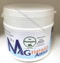 Stress calmanti e rilassanti Magnesio Attivo polvere La Piantaggine
