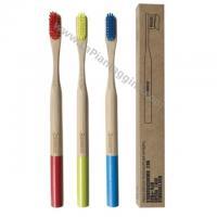 Igiene della bocca Spazzolino in Legno di Bamboo Ecologico Biodegradabile toothbrush spazzolini