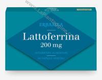 Difese immunitarie LATTOFERRINA 200 mg. Erbamea