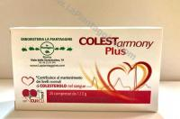 Colesterolo Curcuma + Melograno COLESTARMONY 60 compresse
