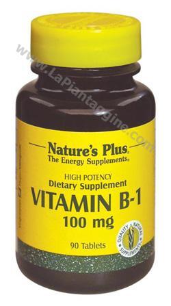 Vitamina B - Vitamina B-1 Tiamina mg 100