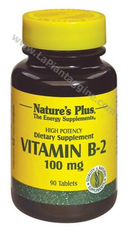 Vitamina B - Vitamina B2 Riboflavina mg 100
