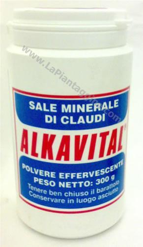 Minerali - Alkavital