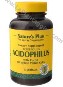 Integratori alimentari - Acidophilus (Fermenti Lattici vivi)