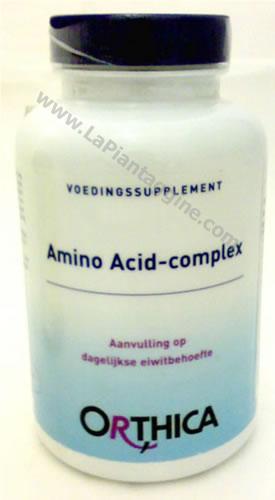 Aminoacidi - Amino Acid-Complex aminoacido