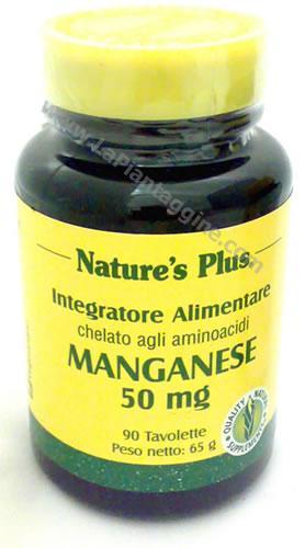 Minerali - Manganese