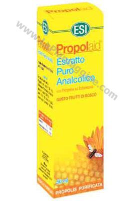 Bronchi e polmoni - PROPOLI Estratto Puro Analcolico