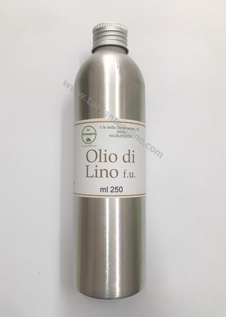 Olii per il corpo - Olio di lino