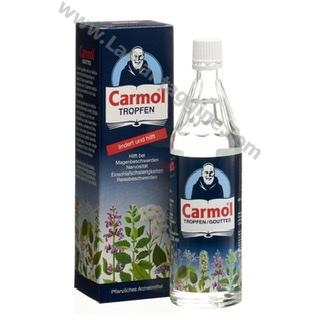 Sinusite - Carmol 80ml