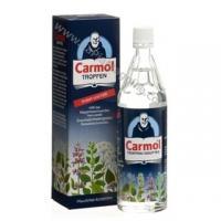 Olii Essenziali per Aromaterapia Carmol 80ml disinfettante per per vie respiratorie