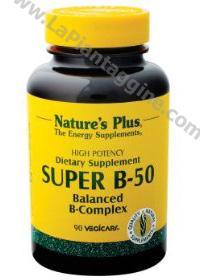 Vitamina B - Super B-50 complesso mg 50