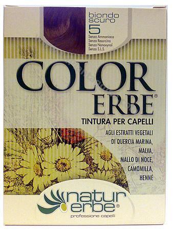 Tinture per capelli Tintura per capelli - Color Erbe - Natur Erbe tinta