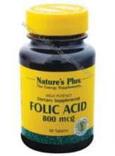 Vitamina B Acido folico mcg 800