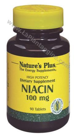 Vitamina B - Niacina o Vitamina B3 mg 100
